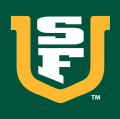 San Francisco Dons 2012-Pres Alternate Logo decal sticker