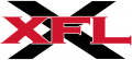 XFL 2001 Primary Logo decal sticker