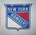 New York Rangers Large Embroidery logo