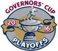 Governors Cup 2016 Primary Logo decal sticker