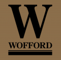 Wofford Terriers 1987-Pres Alternate Logo 01 iron on sticker