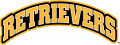 UMBC Retrievers 2010-Pres Wordmark Logo 06 iron on sticker