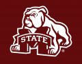 Mississippi State Bulldogs 2009-Pres Alternate Logo 03 decal sticker