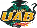 UAB Blazers 1996-2014 Alternate Logo iron on sticker