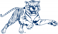 Jackson State Tigers 2006-Pres Alternate Logo decal sticker