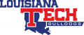 Louisiana Tech Bulldogs 2008-Pres Alternate Logo 06 decal sticker