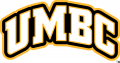 UMBC Retrievers 2010-Pres Wordmark Logo 08 iron on sticker