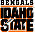 Idaho State Bengals 1997-2018 Wordmark Logo 01 decal sticker