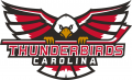 Carolina Thunderbirds 2017 18-Pres Primary Logo decal sticker