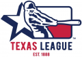 Texas League 2016-Pres Primary Logo iron on sticker
