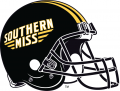 Southern Miss Golden Eagles 2003-Pres Helmet Logo iron on sticker