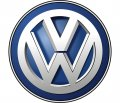 Volkswagen Logo 02 decal sticker