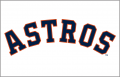 Houston Astros 2013-Pres Jersey Logo decal sticker