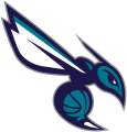 Charlotte Hornets 2014 15-Pres Alternate Logo iron on sticker