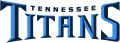 Tennessee Titans 2018-Pres Wordmark Logo 01 decal sticker