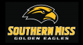 Southern Miss Golden Eagles 2015-Pres Alternate Logo iron on sticker