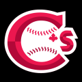Vancouver Canadians 2014-Pres Cap Logo decal sticker