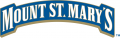 Mount St. Marys Mountaineers 2004-Pres Wordmark Logo 02 decal sticker