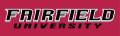 Fairfield Stags 2002-Pres Wordmark Logo 05 iron on sticker