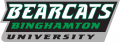 Binghamton Bearcats 2001-Pres Wordmark Logo iron on sticker