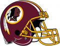 Washington Redskins 1978-Pres Helmet Logo decal sticker