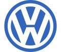 Volkswagen Logo 04 decal sticker