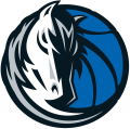 Dallas Mavericks 2017 18-Pres Alternate Logo 01 iron on sticker