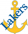 Lake Superior State Lakers 2000-Pres Primary Logo iron on sticker