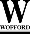 Wofford Terriers 1987-2014 Primary Logo iron on sticker
