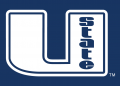 Utah State Aggies 2001-2011 Alternate Logo iron on sticker