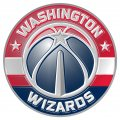 Washington Wizards Plastic Effect Logo decal sticker