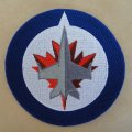 Winnipeg Jets Large Embroidery logo