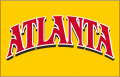 Atlanta Hawks 2004 05-2006 07 Jersey Logo decal sticker