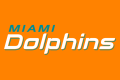 Miami Dolphins 2013-Pres Wordmark Logo decal sticker