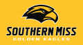 Southern Miss Golden Eagles 2015-Pres Alternate Logo 01 iron on sticker