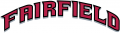 Fairfield Stags 2002-Pres Wordmark Logo 06 iron on sticker