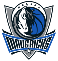 Dallas Mavericks 2001 02-2016 17 Primary Logo iron on sticker