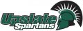 USC Upstate Spartans 2009-2010 Alternate Logo iron on sticker