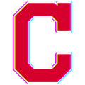 Phantom Cleveland Indians logo decal sticker