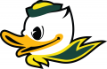 Oregon Ducks 2013-Pres Alternate Logo iron on sticker