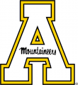 Appalachian State Mountaineers 2014-Pres Primary Logo decal sticker