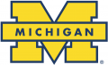 Michigan Wolverines 1996-Pres Secondary Logo 01 decal sticker
