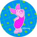 Disney Piglet Logo 17 decal sticker