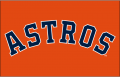 Houston Astros 2013-Pres Jersey Logo 02 decal sticker