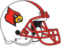 Louisville Cardinals 2007-2008 Helmet decal sticker