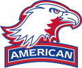 American Eagles 2006-2009 Alternate Logo iron on sticker