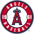 Los Angeles Angels 2012-Pres Alternate Logo decal sticker
