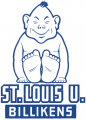 Saint Louis Billikens 1958-1970 Primary Logo decal sticker