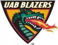 UAB Blazers 1996-2014 Primary Logo iron on sticker
