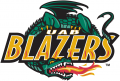 UAB Blazers 1996-2014 Alternate Logo 03 iron on sticker